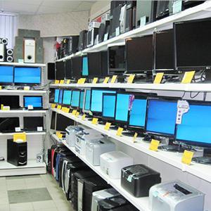 Компьютерные магазины Брейтово