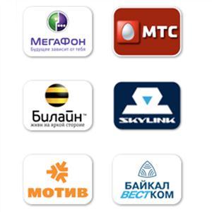 Операторы сотовой связи Брейтово