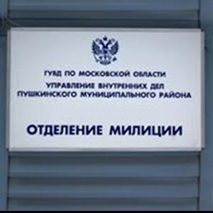 Отделения полиции Брейтово