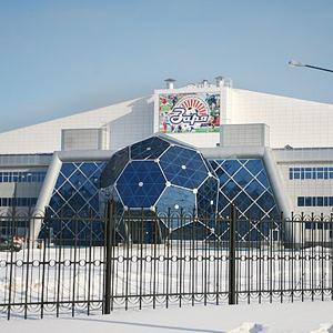 Спортивные комплексы Брейтово