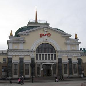Железнодорожные вокзалы Брейтово